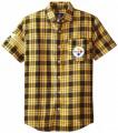 Camisa Flannel NFL - Steelers