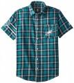 Camisa Flannel NFL - Eagles