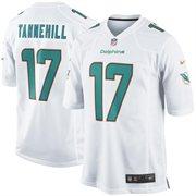 Camisa Nike Ryan Tannehill Miami Dolphins Game Jersey - White NFL ... f7df90f986900